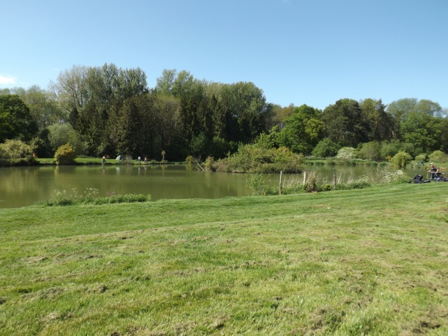 Lake 2, Vale Farm Fishery
